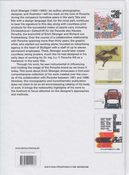 Erich Strenger and Porsche - A Graphical Report by Mats Kubiak (9783667110237)