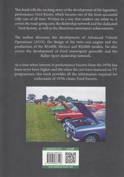 Performance Mk 1 Ford Escorts 1968-74 (9781445667126)