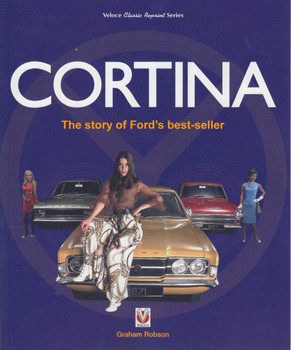 Cortina: The story of Ford's best-seller (Veloce Classic Reprint Series) (9781787111004)