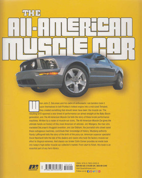The All-American Muscle Car - Revised & Updated Paperback Edition (9780760353356