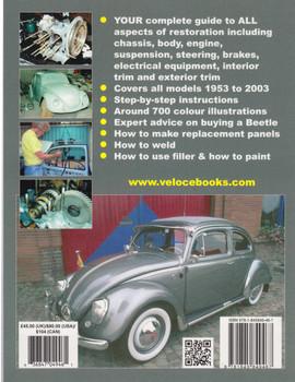 How To Restore Volkswagen Beetle: Enthusiast's Restoration Manual (9781845849467)