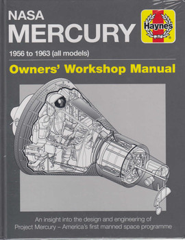 NASA Mercury 1959 to 1963 (all models) Owners' Workshop Manual (9781785210648)