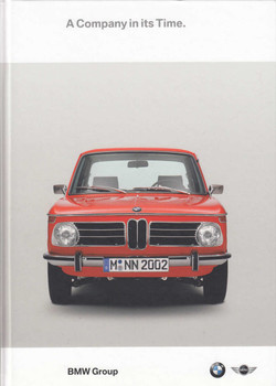 BMW Group: A Company in its Time, 2007 (B009NLU89K)
