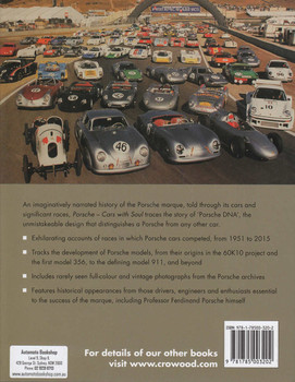 Porsche: Cars With Soul (9781785003202)