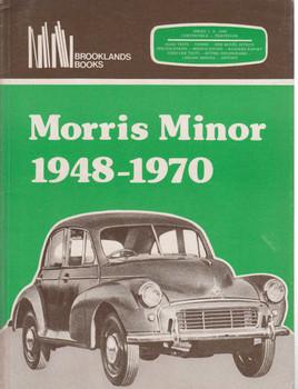 Morris Minor 1948-1970 Road Tests (9780906589830)
