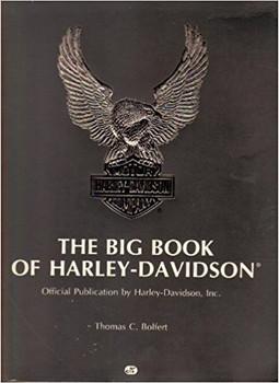The Big Book Of Harley-Davidson  (Paperback Edition)