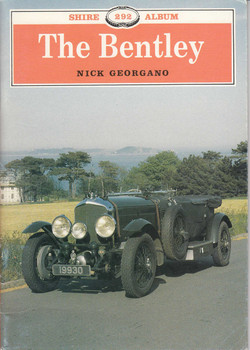 The Bentley (Shire Album 292) (9780747801924)