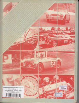 Austin Healey 100: The Original 4-Cylinder Models Super Profile (9780854294879)