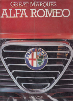 Alfa Romeo - Great Marques (9780861785780)