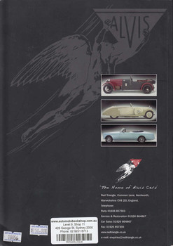 The Red Triangle Catalogue: The Home Of Alvis Cars (TRTCATALOGUE)
