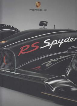 Porsche RS Spyder 2007 (English Edition) (5753A2)