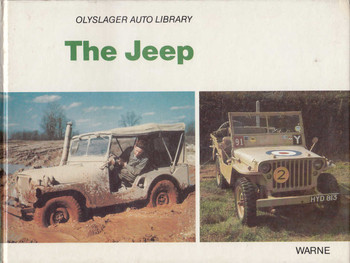 - The Jeep (Olyslager Auto Library) (9780723227786)