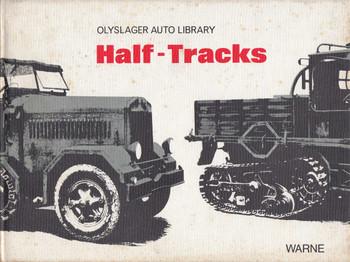 Half-Tracks (Olyslager Auto Library) (9780723212652)