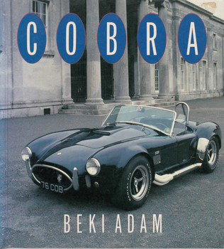 Cobra - Beki Adam (Osprey Colour Series) (9780850458091)