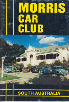 Morris Car Club South Australia (9780949817563)