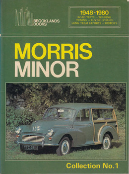 Morris Minor 1948-1980 Collection No.1 Road Tests (9780907073529)