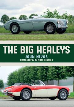 The Big Healeys  (Amberley Series)