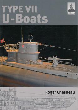 Type VII U-Boats (Ship Craft #4) (9781848321236)