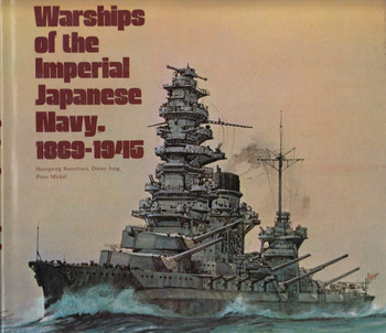 Warships of the Imperial Japanese Navy 1869-1945 (9780853681519)
