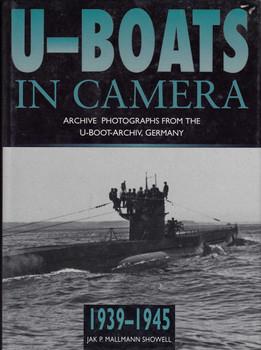 U-Boats In Camera 1939-1945 (9780750915571)