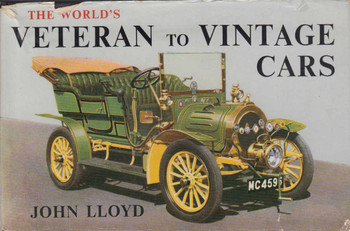 The World's Veteran to Vintage Cars