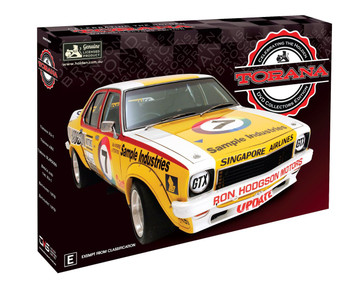 Torana - Celebrating The Holden Torana - Collecters Box DVD Set