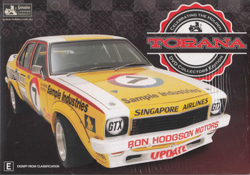 Torana - Celebrating The Holden Torana - Collecters Box DVD Set (9340601001916)