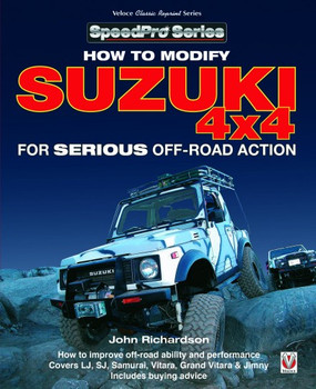 How To Modify Suzuki 4x4 For Serious Off-Road Action - Veloce Classic Reprint