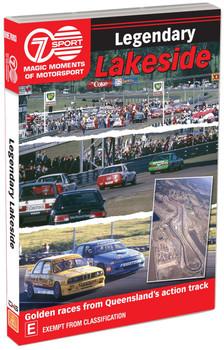 Legendary Lakeside DVD - Magic Moments of Motorsport (9340601001923)