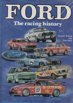 Ford The Racing History (9780959037890)