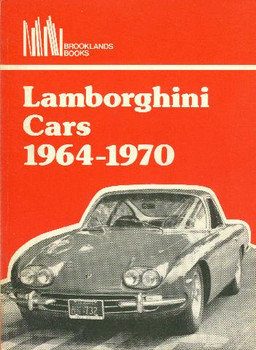 Lamborghini Cars 1964-1970 Road Tests (9780906589748)