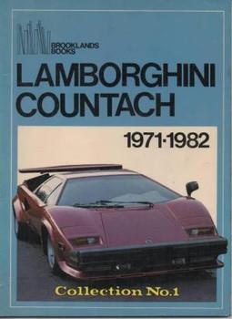 Lamborghini Countach 1971-1982 Collection No.1 Road Tests (9780907073642)