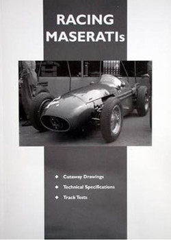 Maserati 1931-2003 Road Tests (Unique Motor Books) (9781841555218)