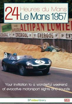 24 Heures du Mans Le Mans 1957 DVD (5017559119034)