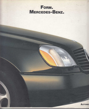 Form. Mercedes-Benz (Automobilia) (9788879600804)
