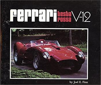 Ferrari Testa Rossa V-12 - Joel E. Finn (1979)