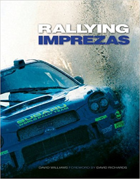 The Rallying Imprezas