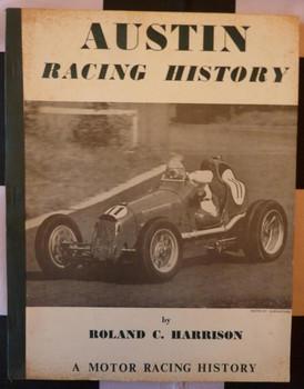 Austin Racing History (1968 Paperback Reprint)