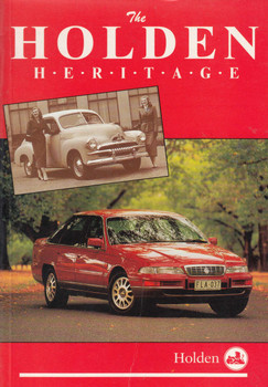 The Holden Heritage - July 1994 Edition (9780947079475)
