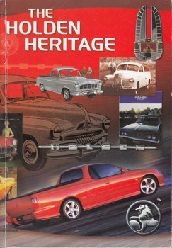 The Holden Heritage - July 2001 Edition (9780947079574)