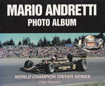 Mario Andretti - Photo Album (World Champion Driver Series) (9781583880098)