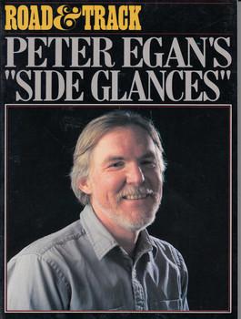 """Road & Track Peter Egan's """"Side Glances"""" (Brooklands Books) (9781855202450)"""