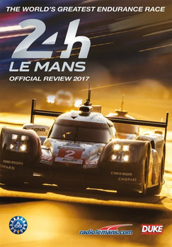`- Le mans 24 Hours 2017 Official Review Bluray (5017559130039)