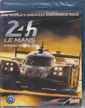 Le Mans 24 Hours 2017 Official Review Bluray