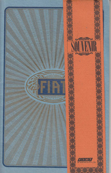 Fiat Catalogue Brochure from 1914 - (1971 Reprint)
