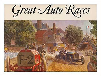 Great Auto Races - As Told and Painted by Peter Helck