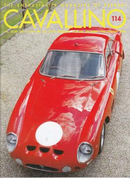 Cavallino The Enthusiast's Magazine of Ferrari Number 114 December 1999 / January 2000