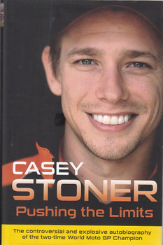 Casey Stoner Pushing the Limits