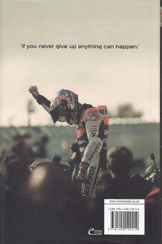 Casey Stoner Pushing the Limits Back Cover
