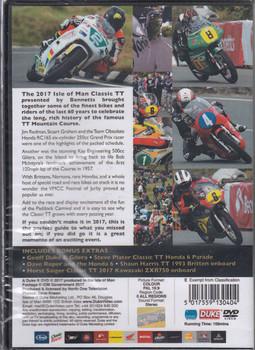 Classic TT 2017 Official Review DVD